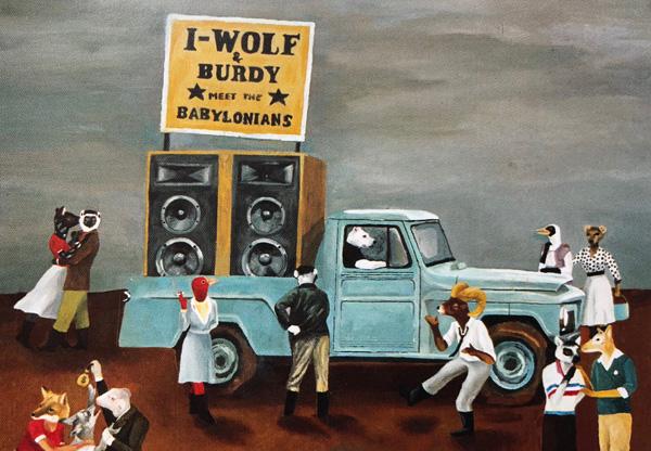 I-Wolf & Burdy